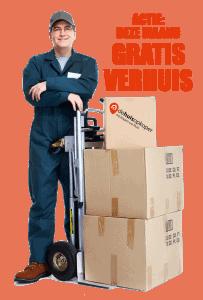 Gratis verhuis actie | De Huisopkoper