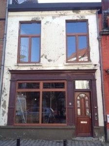 renovatie huis gent