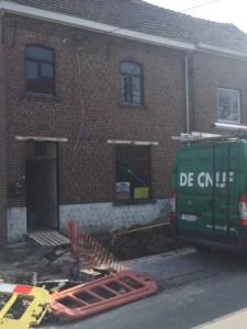 huis oosterzele renovatie